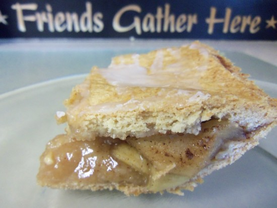Easy Apple Pie from scratch for a crowd - perfect for the holidays and family get-togethers.