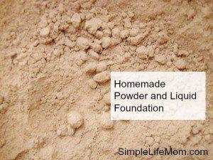 4 homemade foundation recipes simple life mom solutioingenieria Images
