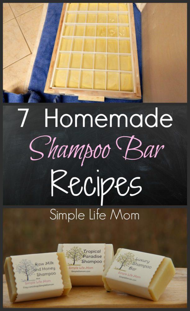 7 Homemade Shampoo Bar Recipes | Simple Life Mom