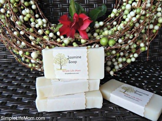 Jasmine Soap by Simple Life Mom