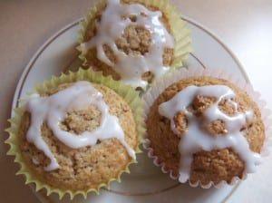 Apple Recipes for Fall - Apple Streusel Muffins