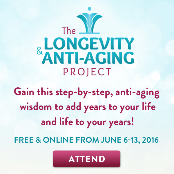 Longevity and Anti Aging Project Simple Life Mom