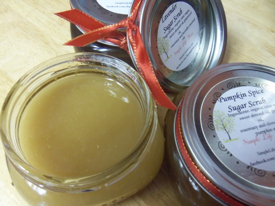 27 Last Minute DIY Gift Ideas - 12 Homemade Facial Scrubs from Simple Life Mom
