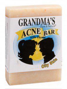 Grandma's Pure and Natural Acne Bar