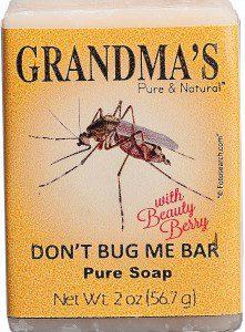 Grandma's Pure and Natural Don't Bug Me Bar