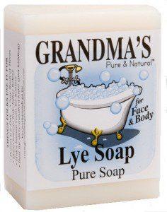 Grandma's Pure and Natural Lye Soap
