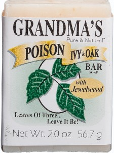 Grandma's Pure and Natural Poison Ivy Bar