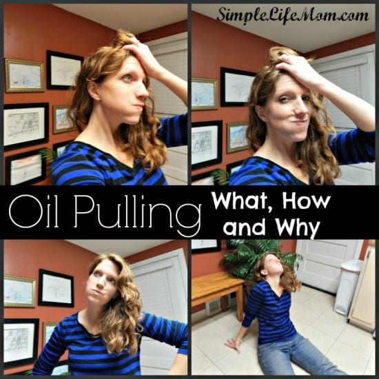 What is Oil Pulling - the what, why, and how