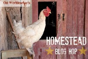Homestead Blog Hop 28