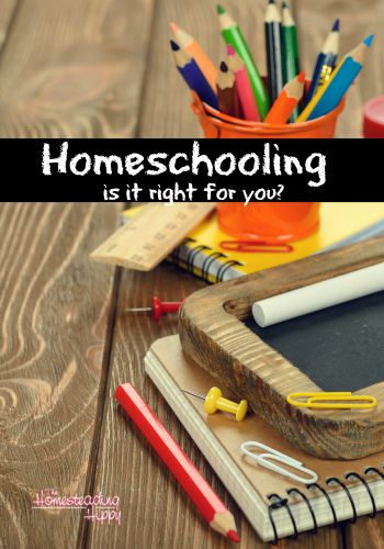 Featured on the Homestead Blog Hop - homeschooling-is-it-right-for-you