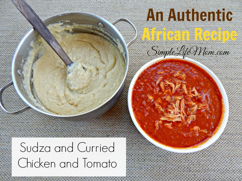 Authentic african recipe simple life mom forumfinder Gallery