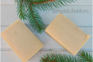 Handmade Frankincense and Myrrh Soap Recipe