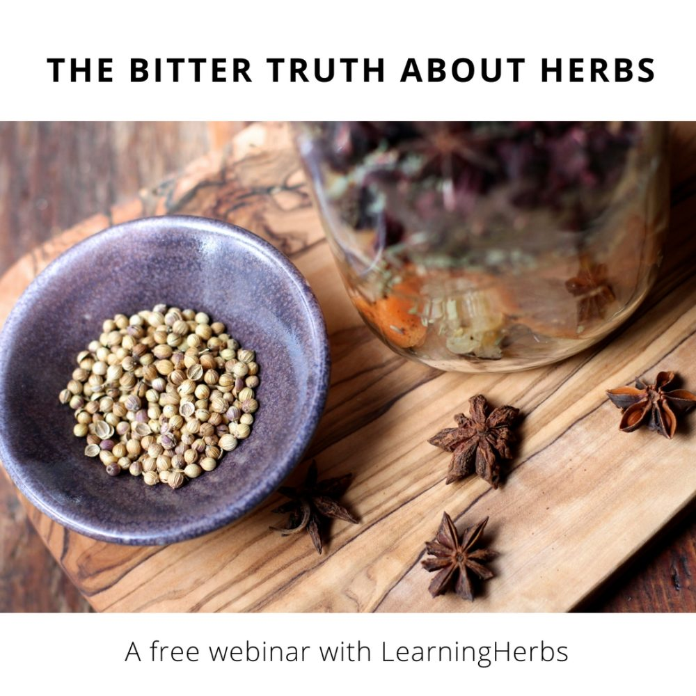 Bitter Truth About Herbs