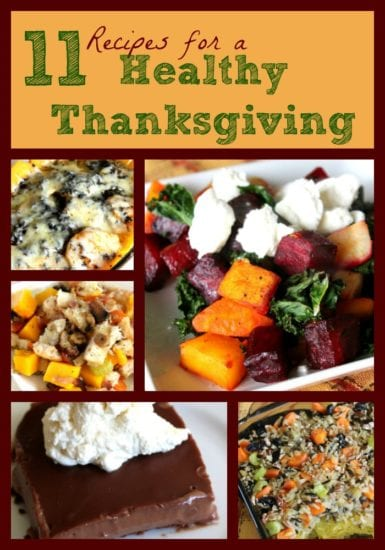 Homestead Blog Hop Feature - 11-Recipes-for-a-Healthy-Thanksgiving