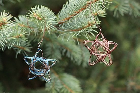 12 DIY Old Fashioned Christmas Ornaments -Simple Life Mom