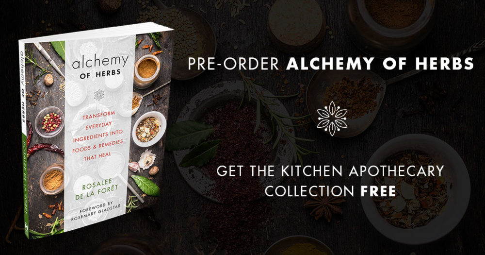 Alchemy of Herbs by Rosalee de la Foret from Simple Life Mom