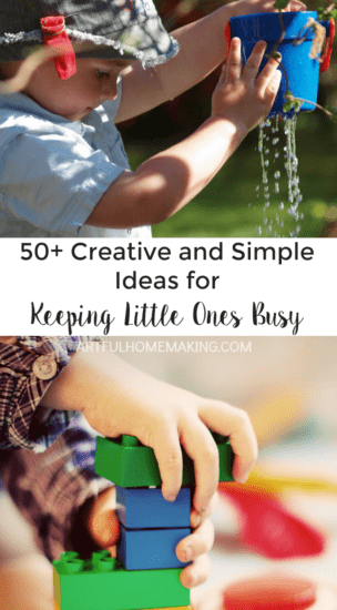 Homestead Blog Hop Feature -keeping-little-ones-busy