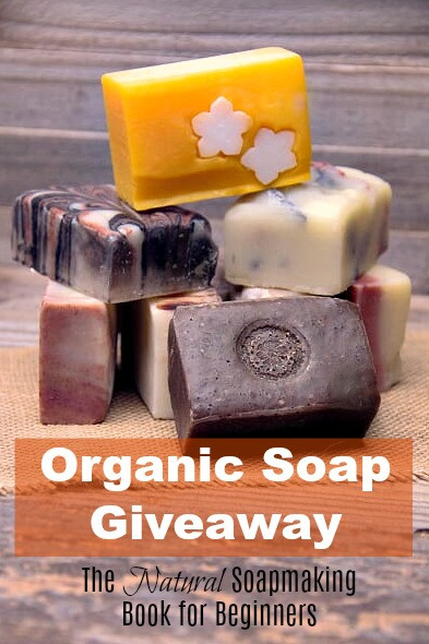 The Natural Soap Making Book for Beginners Giveaway - What is soap trace