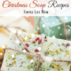 9 Christmas Soap Recipes – Handmade Cold Process Soap Gifts
