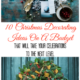 10 Christmas Decorating Ideas On A Budget That Will Take Your Celebrations To The Next Level