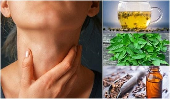 Homestead Blog Hop Feature - sore-throat-and-natural remedies