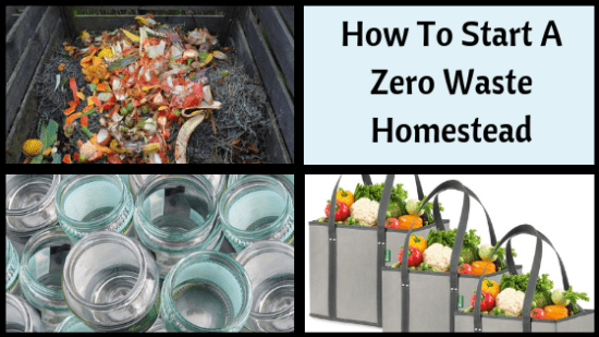 Homestead Blog Hop Feature - How-To-Start-A-Zero-Waste-Homestead