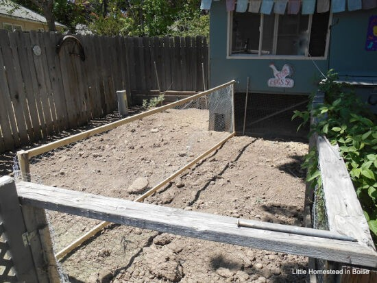 Homestead Blog Hop Feature - Building New Tomato Cages