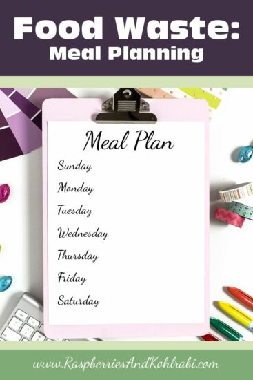 Homestead Blog Hop Feature - Meal Planning
