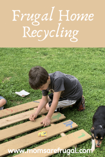 Homestead Blof Hop Feature - Frugal Home Recycling Ideas