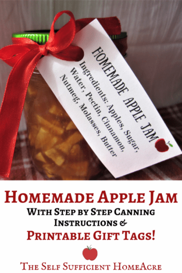 Homestead Blog Hop Feature - How-to-Make-Apple-Jam-From-Scratch
