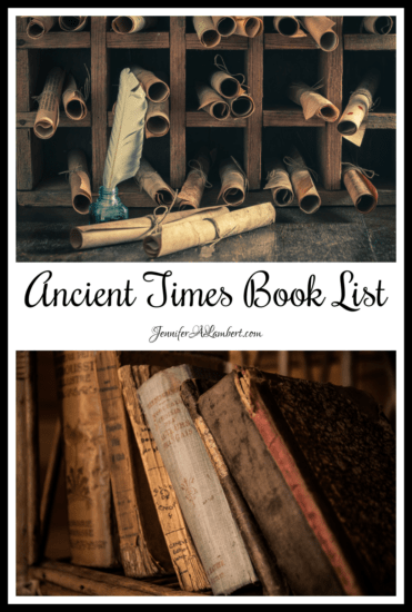 Homestead Blog Hop Feature - Ancient-Times-Book-List